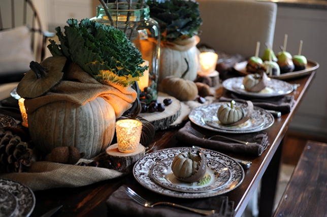 Fall Inspiration Table