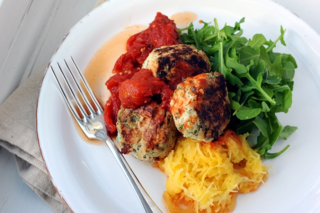 Gwyneth Paltrow's Turkey Meatballs