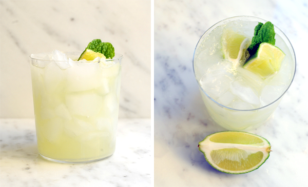 The Ultimate (Skinny) Margarita | Styling My Everyday