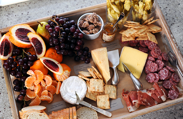 I love giant platters of really amazing cheese with lots of goodies to go with. There is something for everyone and itu0027s a really great way to get your ... & Party Essential: The Perfect Cheese Platter | Styling My Everyday