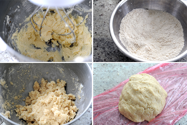 Valentine Cookie Dough