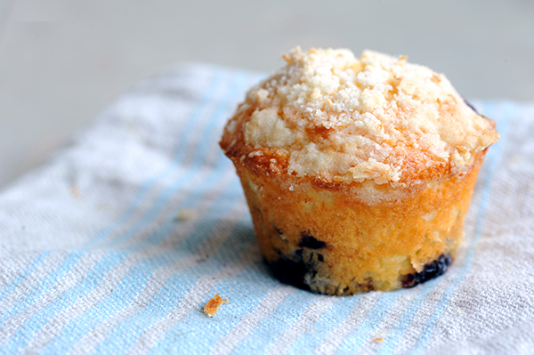 Blueberry Muffins-5909