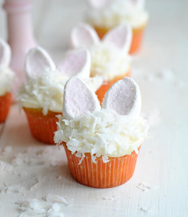Bunny Coconut Cupcakes-5852