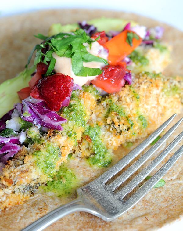 Cod With Strawberry Salsa Recipes — Dishmaps