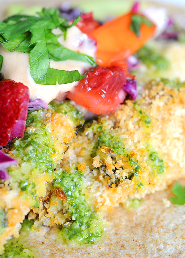 ... Grilled Corn Slaw and Strawberry Mango Salsa | Styling My Everyday