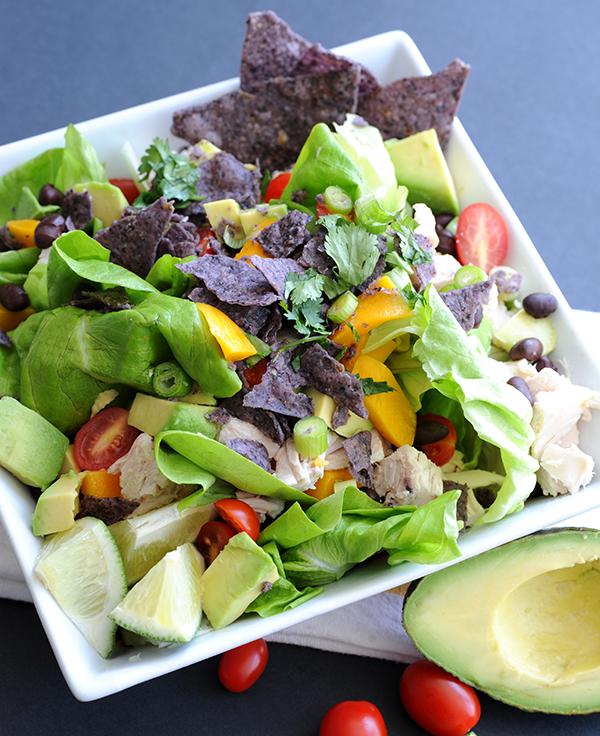 Salad-Styling My Everyday