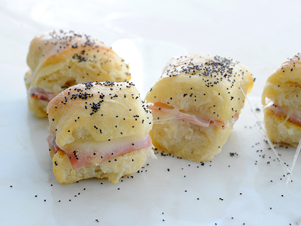 Ham and Rolls-6576