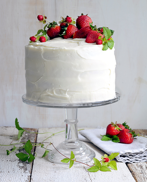 Strawberry Shortcake Cake-6678