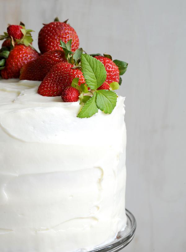 Strawberry Shortcake Cake and A 30th Birthday Girl Styling My Everyday