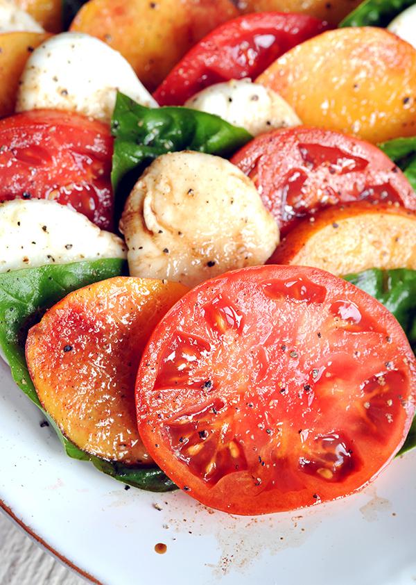 Peach Caprese Salad-7241