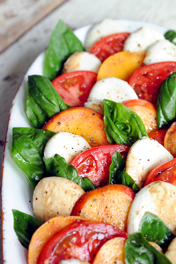 Peach Caprese Salad-7244