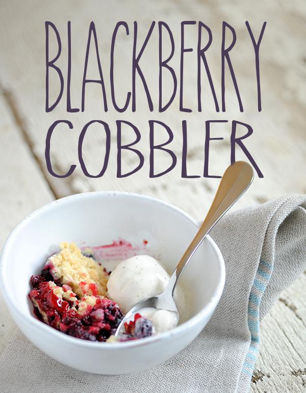 Blackberry Cobbler-7652
