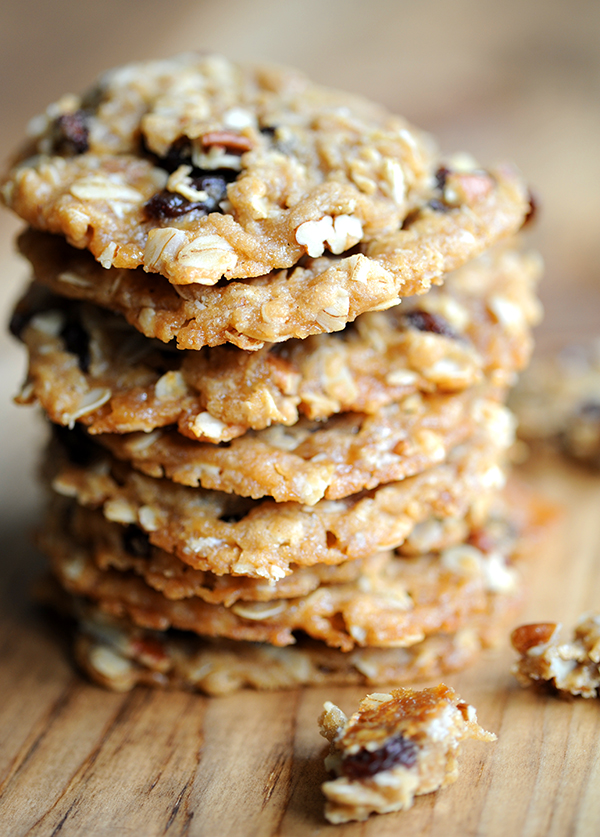 Oatmeal Cookies-7505