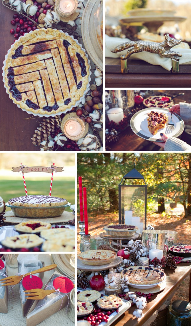 Styling My Everyday Pie Party