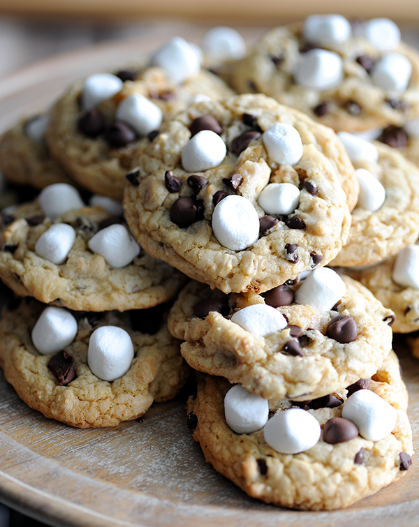 S'mores Cookies-8945