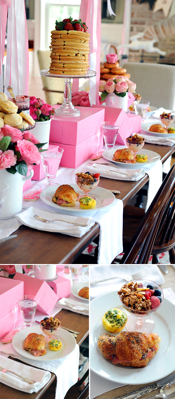 Bakery Inspired Bridesmaids\' Brunch | Styling My Everyday