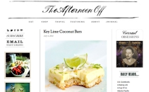 Regular contributor to Holly Williams' blog: http://theafternoonoff.com
