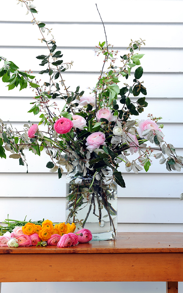My Mothers Flower Arranging How To Styling My Everyday